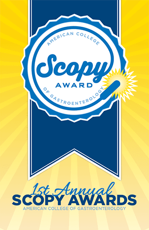 1st Annual SCOPY award