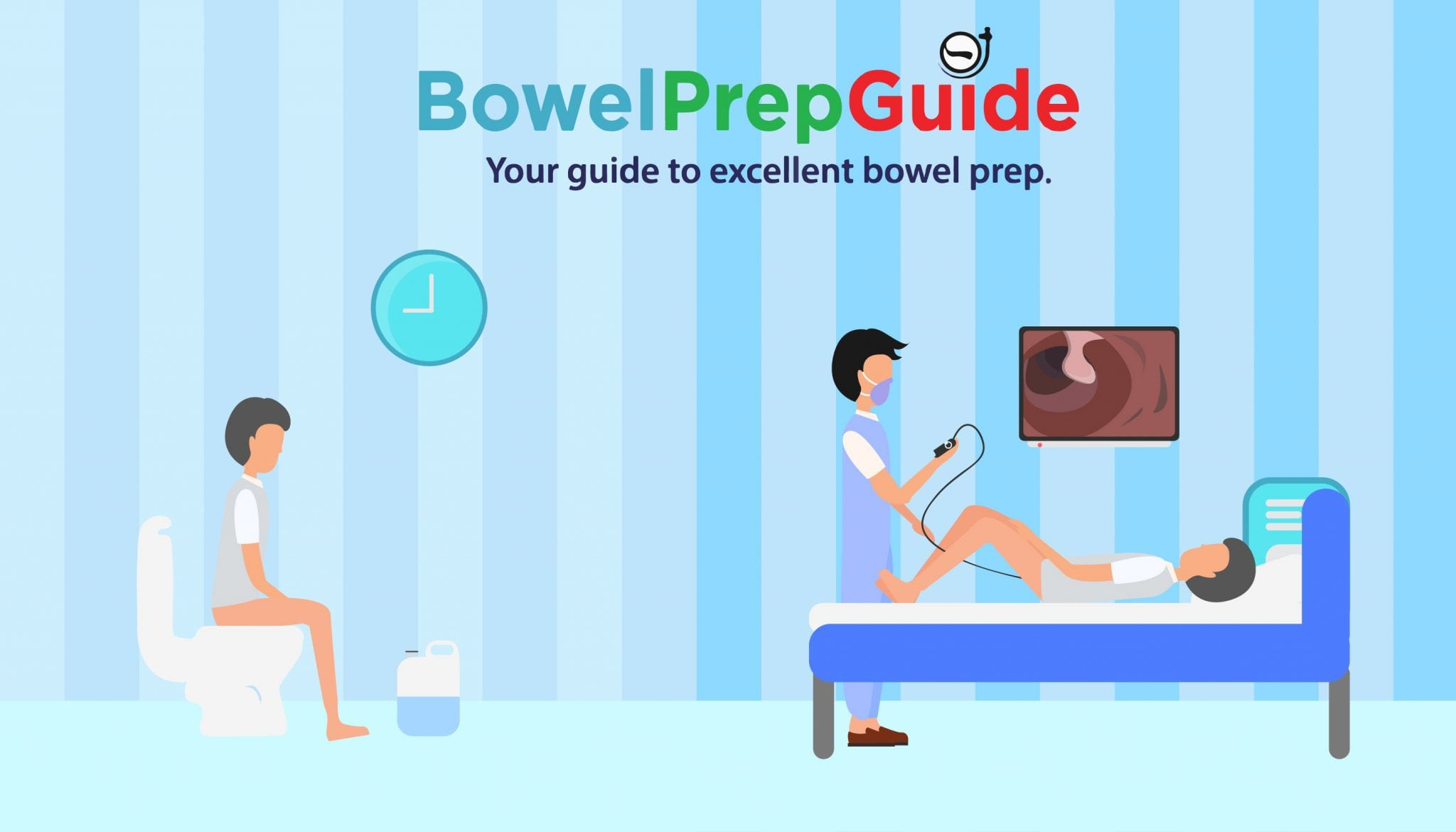 How to tell if your bowel is clean for colonoscopy