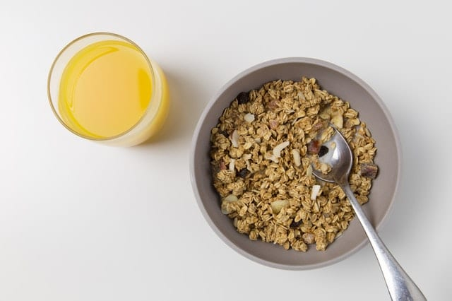 High fiber diet for digestive issues and colon health